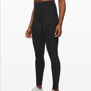 Lululemon All the Right Places Leggings - 28""